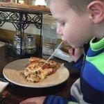 Foto de The Tuscan Oven Pizzeria