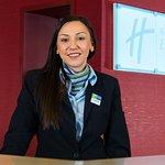 Foto de Holiday Inn Express Taunton M5, Jct.25