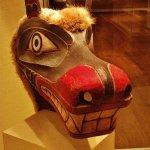 Horse ala Northwest Indian art