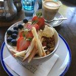 Breakfast at Miramare Gardens