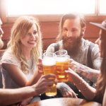 Um vier zum Bier