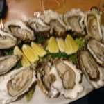 Pacific Oysters au naturel