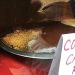 choc-coffee cake