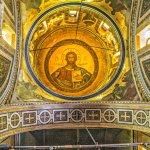 Monastery ceiling