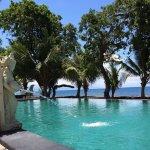 Photo de Puri Saron Hotel Baruna Beach Cottages Bali