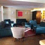 Lounge & reception area