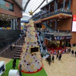 A short walk across the road to the Cabot Circus Shopping Centre with restaurants, shops, cinema
