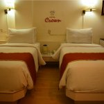 Very nice Hotel.  Central location. Posh location.  Very good specious Rooms.  Good staff.  Good