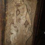 Kloster Goldener Palast (Shwenandaw-Kyaung-Kloster) Foto