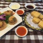 シンガポール風の中華料理