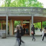 Join us for breakfast, lunch and award-winning coffee in the heart of St James's Park