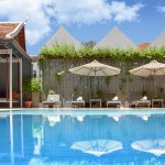 Fitted Swimming Pool where you can enjoy yourself on the sun-bed and have a very fabulous Khmer