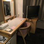 Photo of Hotel Route Inn Sapporo Ekimae Kitaguchi