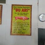Babi Guling Payangan Bu Ariの写真