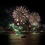 NYE2018 Fireworks