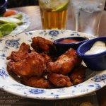hot wings we ordered