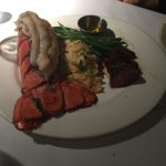 Signature Steak and Lobster