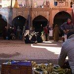 souk, piccola piazza interna