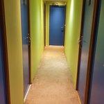 couloirs plutôt môches.