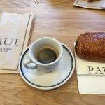 Breakfast at 'Paul'