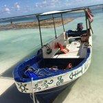 Dive Boat for Gypsea Divers at Costa Maya (5 stars!)