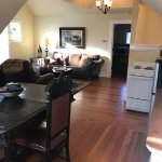 The Carriage House suite