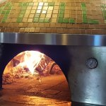 Original wood oven from Napoli Italy