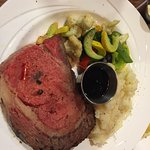 prime rib garlic mashed