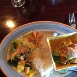 Yellow Curry Lunch