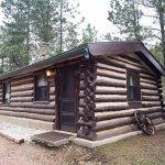 "Historic cabin ""The Nugget"""
