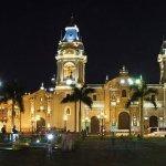 Centro Histórico de Lima ubicado a 25 minutos en taxi desde nuestro hotel.