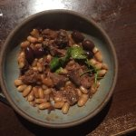 Braised Lamb Neck with white beans