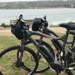 Performance rentals, Bosch powered Haibike Cross 3.0s, so fun!