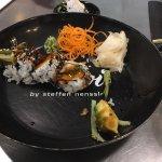 Sushi als Vorspeise