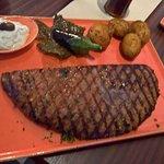 So ein leckeres Bifteki hab ich noch nie serviert bekommen
