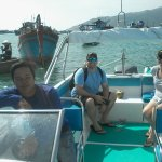 speed boat for snorkeling tour