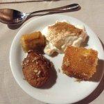 Quelques desserts typiques de Grèce