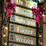 December beer selection