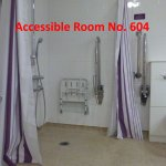 Accessible Room No. 604