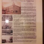 Fascinating history of the hotel