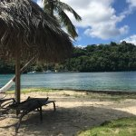 Photo de Marigot Beach Club and Dive Resort