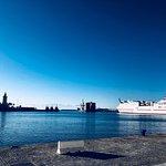 Super schöner Hafen