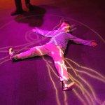 Vitruvian Man Lighting