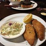 Fish & Coleslaw