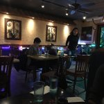 Caveat: I am a vegetarian.  I like the ambiance and the music. The food is good and if you like