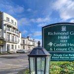 Foto de Richmond Gate Hotel