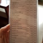 List of tours provided by the hotel (prices are negotiable)