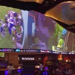 Full Velocity has giant TV screens