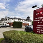 Mercure Chester North Woodhey House Hotel