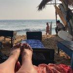 Foto de Drifters Hotel and Beach Restaurant